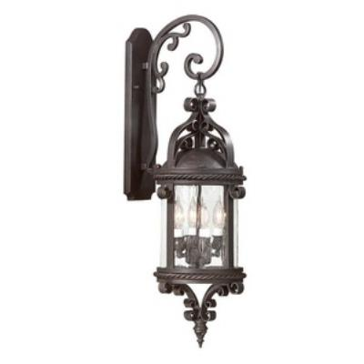 Troy Lighting BCD9122 Pamplona - Four Light Outdoor Large Wall Lantern