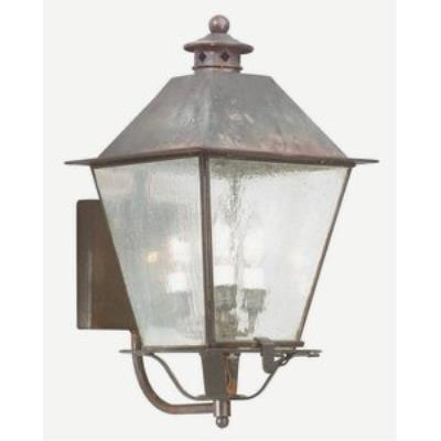 Troy Lighting BCD9134NR Montgomery - Three Light Large Wall Sconce