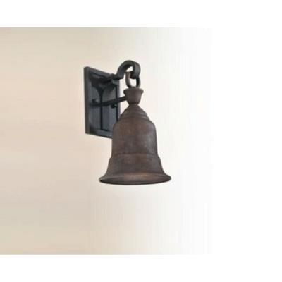 Troy Lighting BF2362CR Liberty - One Light Outdoor Medium Wall Lantern