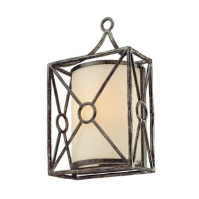 Troy Lighting BF5021BLF Maidstone - One Light Outdoor Small Wall Lantern