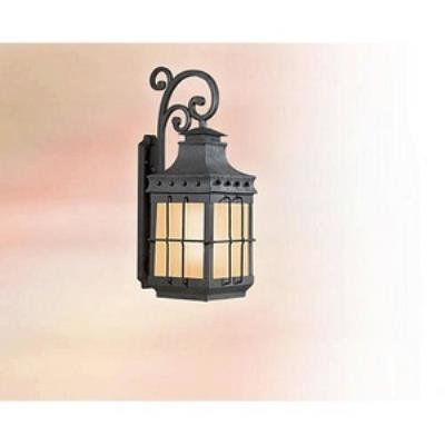 Troy Lighting BF8974NB Dover - One Light Outdoor Large Wall Lantern