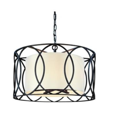 Troy Lighting F1285DB Sausalito - Five Light Pendant