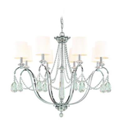 Troy Lighting F1648 Fountainbleau - Eight Light Chandelier