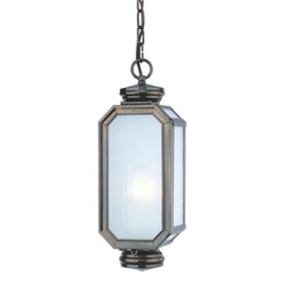 Troy Lighting F2005 Lexington - One Light Outdoor Small Hanging Lantern