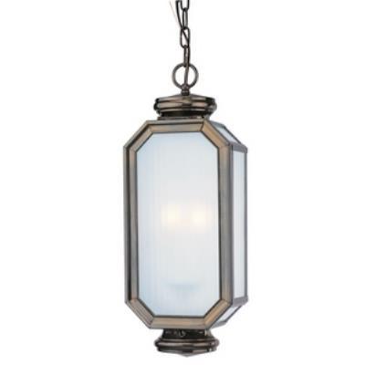 Troy Lighting F2007 Lexington - Two Light Outdoor Medium Hanging Lantern