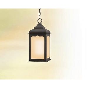Henry Street - Four Light Outdoor Large Hanging Lantern