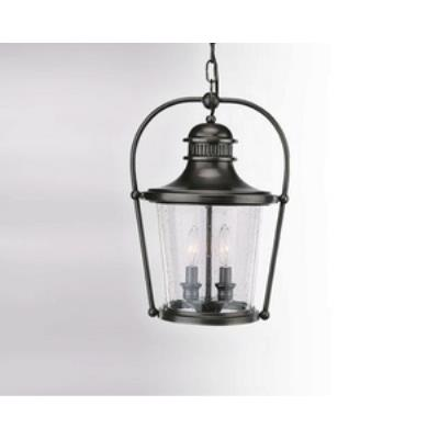 Troy Lighting F2037 Guild Hall - Two Light Outdoor Medium Hanging Lantern