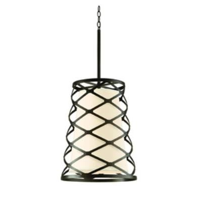 Troy Lighting F2214MB Helix - Four Light Medium Pendant