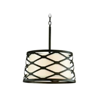 Troy Lighting F2217MB Helix - Six Light Pendant