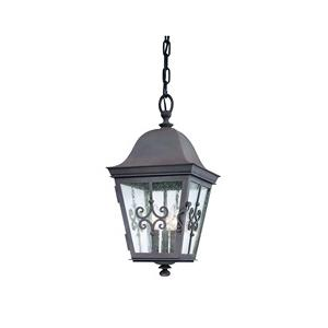 Markham - Three Light Outdoor Medium Pendant