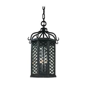 Los Olivos - Three Light Outdoor Medium Pendant