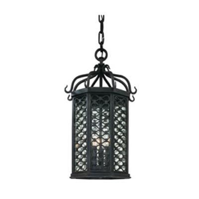 Troy Lighting F2377OI Los Olivos - Three Light Outdoor Medium Pendant