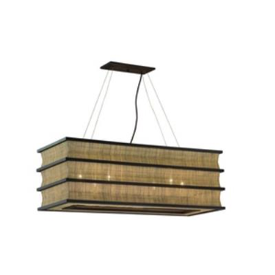 Troy Lighting F2397 Bento - Six Light Island