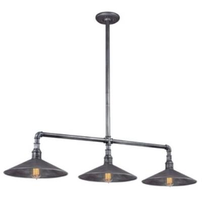 Troy Lighting F2776 Toledo - Three Light Island