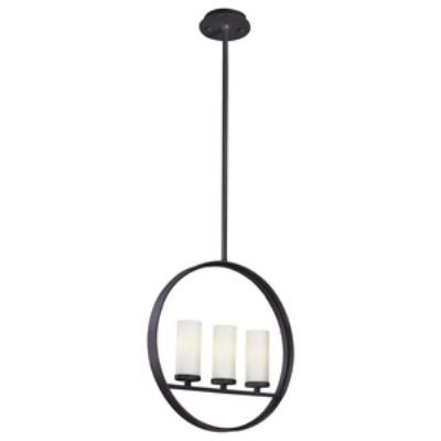 Troy Lighting F2803 Eclipse - Three Light Small Pendant