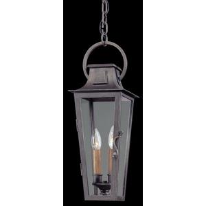 French Quarter - Two Light Outdoor Medium Pendant