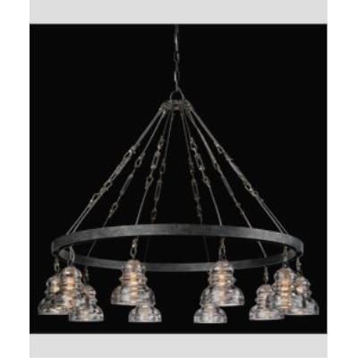 Troy Lighting F3137 Menlo Park - Ten Light Large Pendant