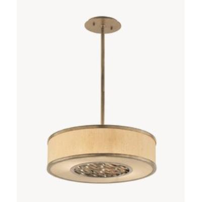 Troy Lighting F3155 Serengeti - Two Light Small Pendant