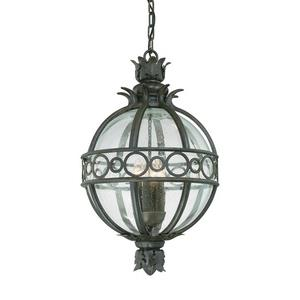 Campanile - Three Light Outdoor Large Pendant