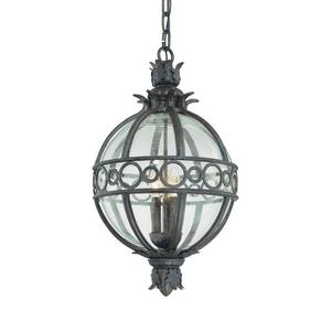 Campanile - Four Light Outdoor Large Pendant