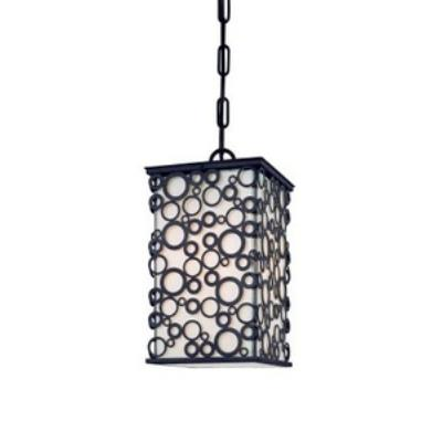 Troy Lighting F5014FI Aqua - One Light Outdoor Small Pendant