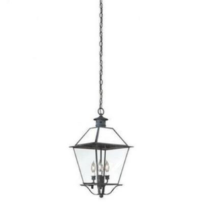 Troy Lighting F8959CI Montgomery - Four Light Outdoor Large Pendant