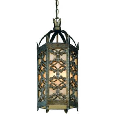 Troy Lighting F9908 Gables - Four Light Outdoor Large Hanging Lantern