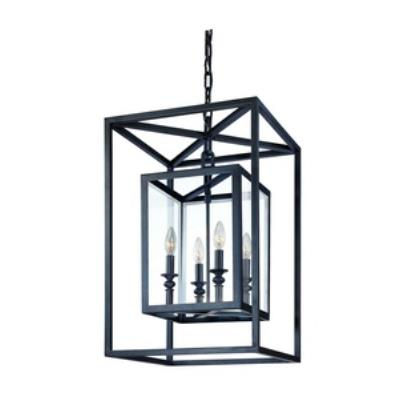 Troy Lighting F9994DB Morgan - Four Light Medium Pendant