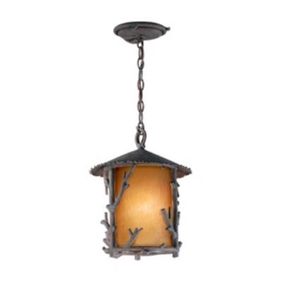Troy Lighting FA8738 Cheyenne - One Light Outdoor Medium Hanging Lantern