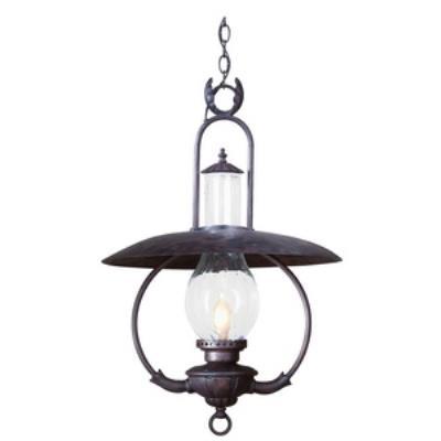 Troy Lighting FCD9014 La Grange - One Light Outdoor Large Hanging Lantern