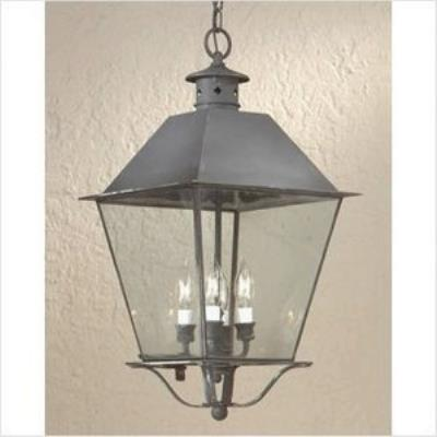 Troy Lighting FCD9139NR Montgomery - Four Light Outdoor Large Pendant