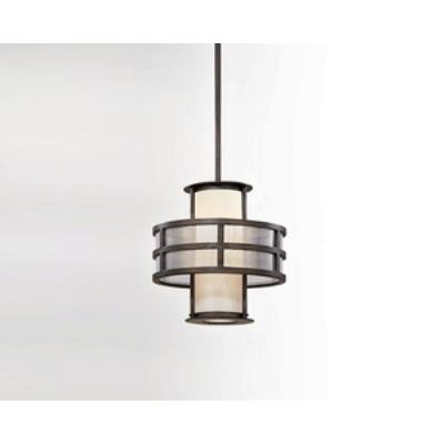 Troy Lighting FF2734 Discus - One Light Mini-Pendant