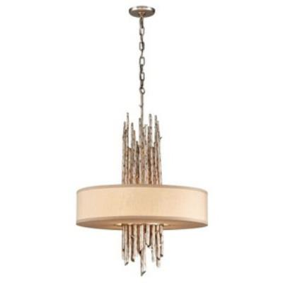Troy Lighting FF2895 Adirondack - Four Light Pendant