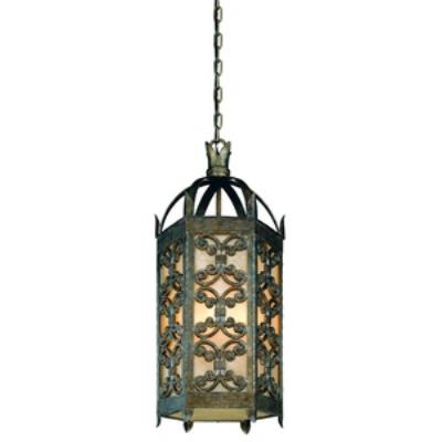 Troy Lighting FF9908 Gables - One Light Outdoor Large Hanging Lantern