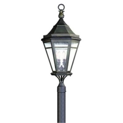 Troy Lighting P1275 Morgan Hill - Four Light Outdoor Large Post Lantern