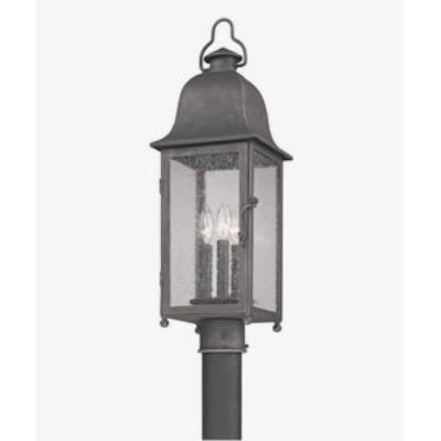 Troy Lighting P3215 Larchmont - Three Light Medium Post Lantern