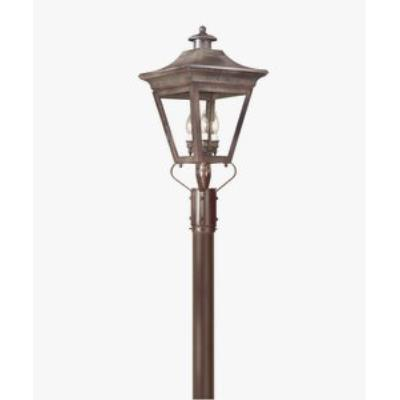 Troy Lighting P8934NR Oxford - Three Light Large Post Lantern
