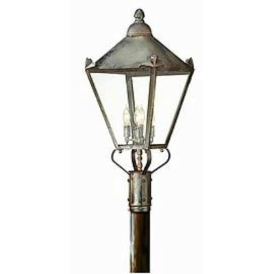 Troy Lighting P8947 Preston - Four Light Outdoor Large Post Lantern