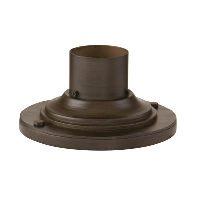 "Troy Lighting PM4942 Accessory - 8"" Round Step Pier Mount"