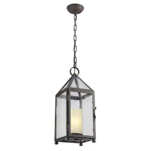 Hidden Hills - One Light Medium Outdoor Hanging Lantern