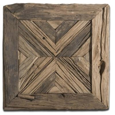 "Uttermost 04014 Rennick - 21"" Square Wall Art"