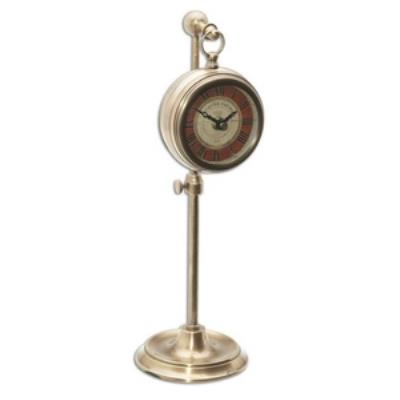 "Uttermost 06068 Thuret - 12"" Pocket Watch"