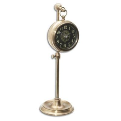 "Uttermost 06069 Woodburn - 12"" Pocket Watch"