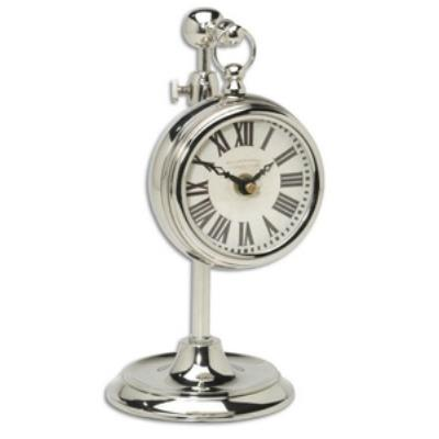 "Uttermost 06070 Pocket Watch - 12"" Table Clock"