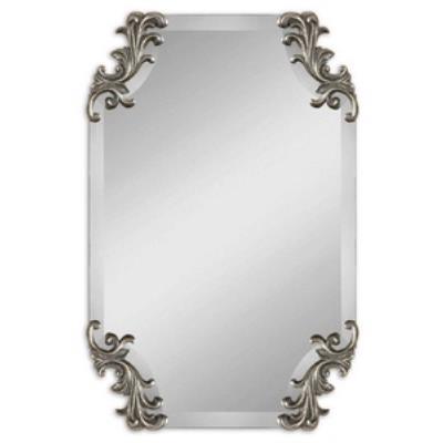 """Uttermost 08087 Andretta - 29.25"""" Baroque Vanity Mirror"""