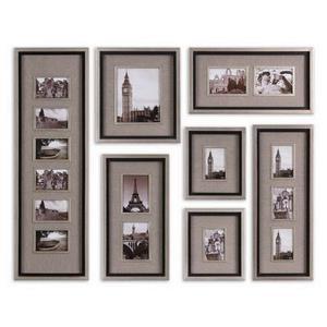 """Massena - 58"""" Photo Frame Collage (Set of 7)"""