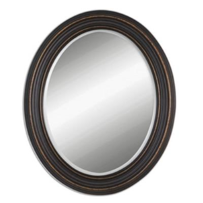 "Uttermost 14610 Ovesca - 34"" Oval Mirror"