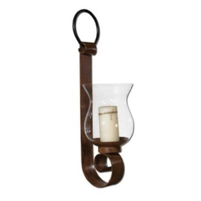 Uttermost 19463 Hurricane Chelsea - Wall Candle Holder