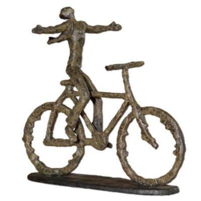 Uttermost 19488 Freedom Rider - Art Sculpture