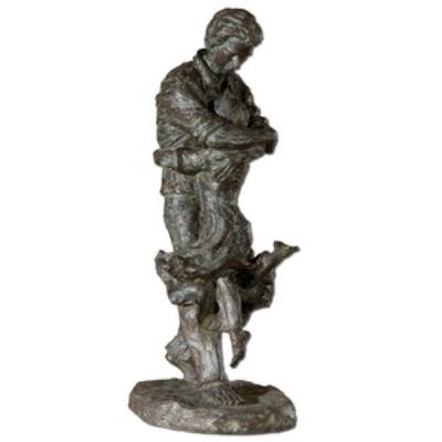"""Uttermost 19492 Welcome Home - 20.25"""" Figurine"""